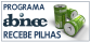 Programa Abinee Recebe pilhas