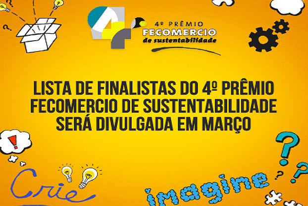 4º Prêmio Fecomercio de Sustentabilidade recebe 276 inscrições