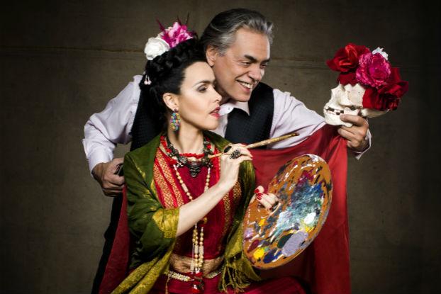 """Espetáculo """"Frida y Diego"""" estreia em outubro no Teatro Raul Cortez"""