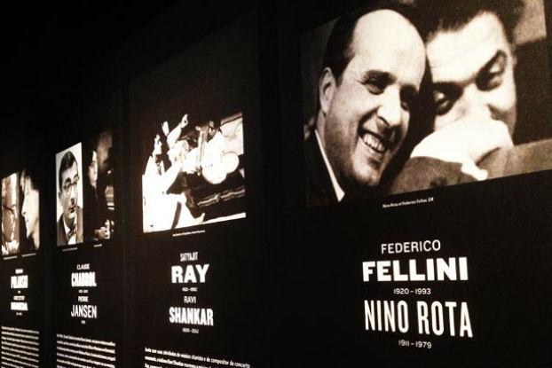 Sesc Pinheiros promove exposição sobre relação entre cinema e música