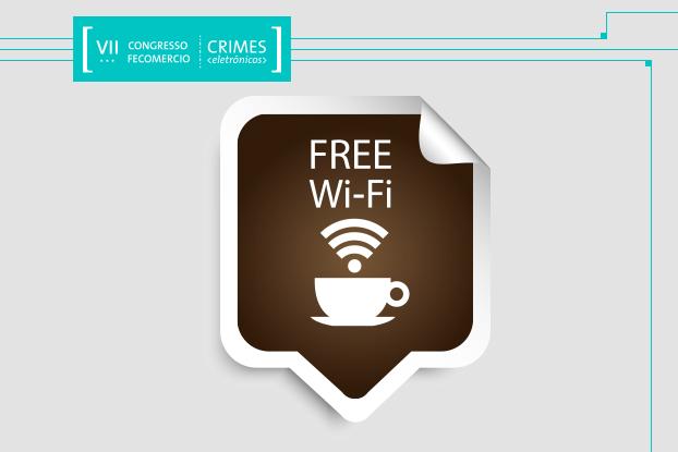 Improviso na oferta de wi-fi aos clientes afeta qualidade e segurança da web