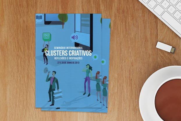 Livro reúne conteúdo sobre o desenvolvimento de clusters criativos