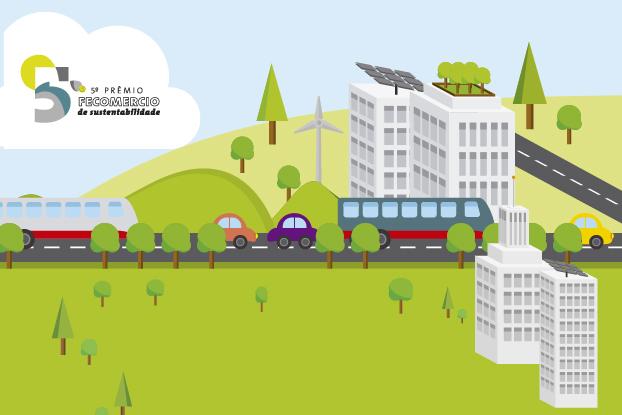 Saiba mais sobre os projetos finalistas na categoria grandes empresas