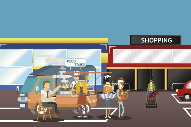 Comerciantes formam parcerias inusitadas para atrair novos clientes
