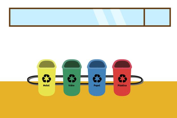 Comércio deverá receber embalagens para reciclagem após assinatura de acordo setorial