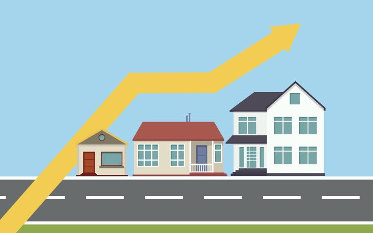 Alta nos preços de habitação foi determinante para aumento de 11,56% no custo de vida em 2015