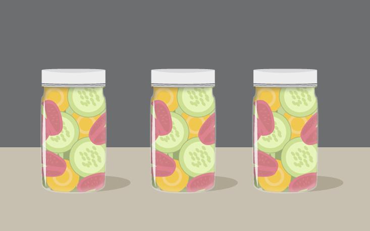 Produtos no pote geram lucros a pequenas e médias
