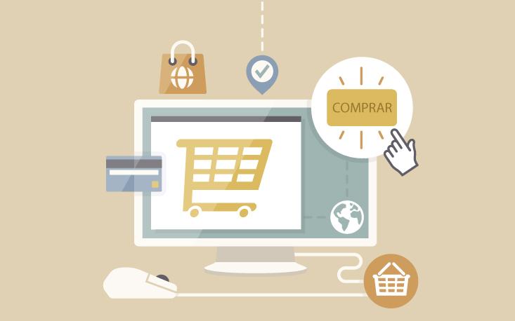 Aumenta o número de brasileiros que compram em sites internacionais
