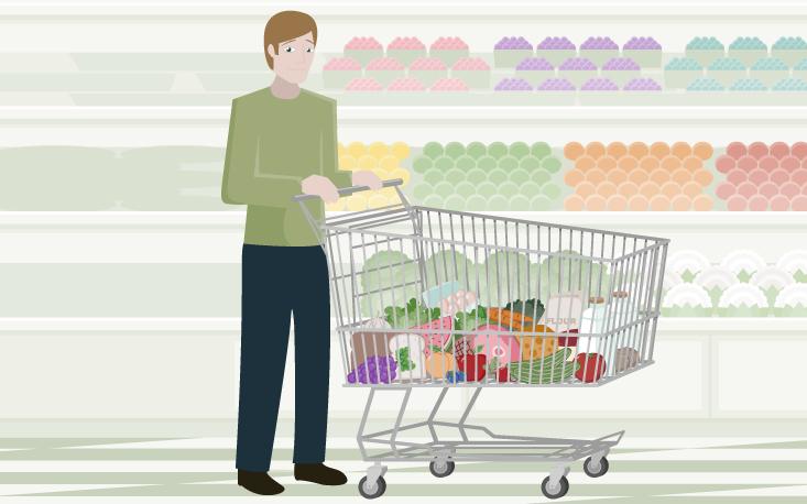 Confiança sobe em fevereiro, mas consumidor continua pessimista