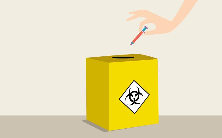 Normas para o descarte de resíduos de serviços de saúde devem ser atualizadas