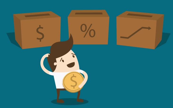 Cenário político instável faz ações subirem e cotação do dólar cair