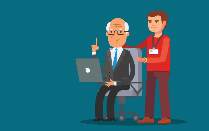 Empresas apostam na experiência e número de idosos no mercado sobe 108%