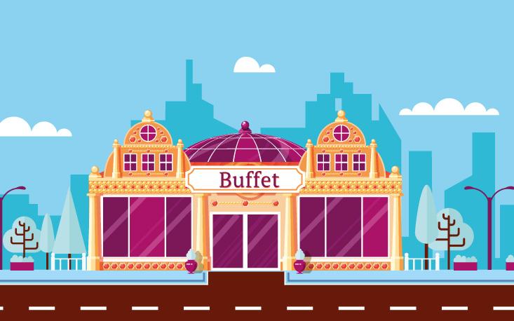 Bares, restaurantes e buffets infantis ganham novas áreas na Capital