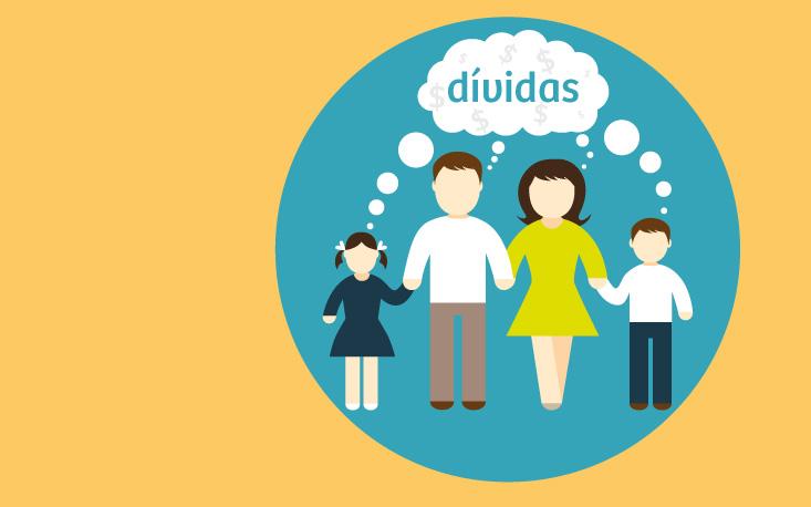 Endividamento atinge 1,962 milhão de famílias paulistanas em abril, aponta FecomercioSP