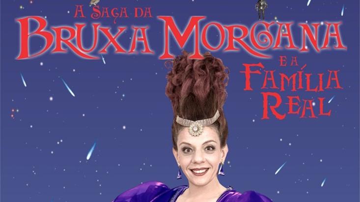 A Saga da Bruxa Morgana e a Família Real