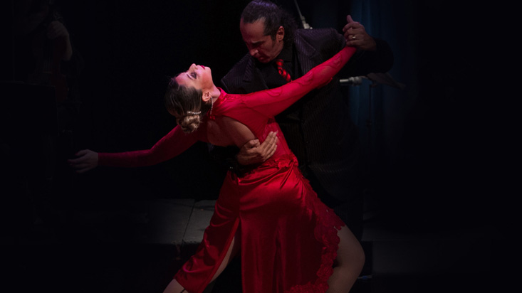 Tango... Uma Paixão