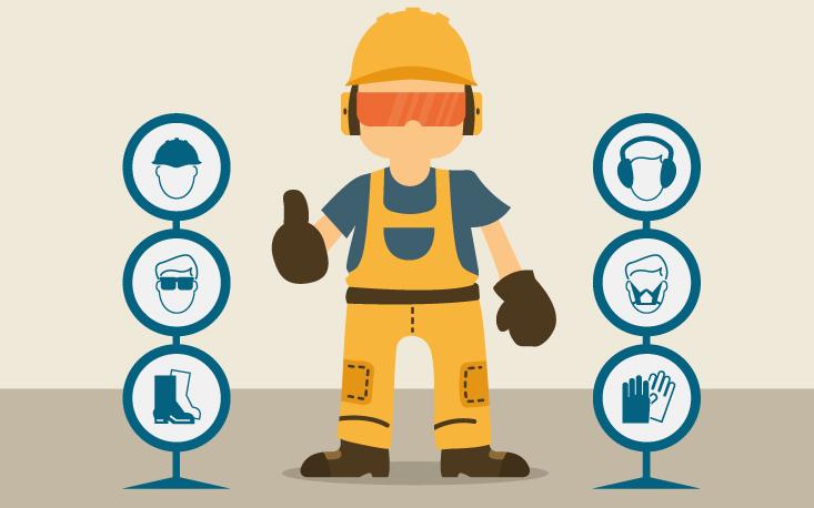Técnico em segurança do trabalho evita acidentes e melhora qualidade de vida dos funcionários
