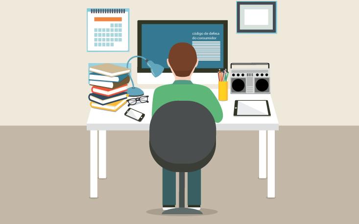 PL propõe obrigatoriedade de instalação de Código do Consumidor e Estatutos em computadores
