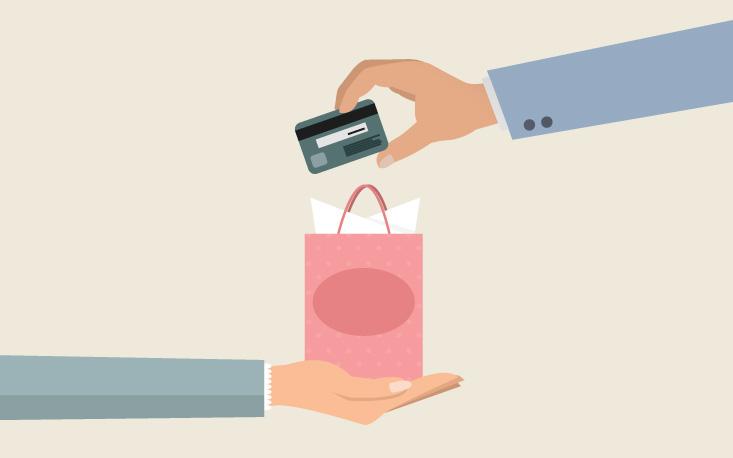 Participação de cartões nas vendas do varejo atingiu 33,3% em 2015, estima FecomercioSP