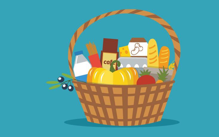PEC propõe imunidade de imposto sobre produtos da cesta básica