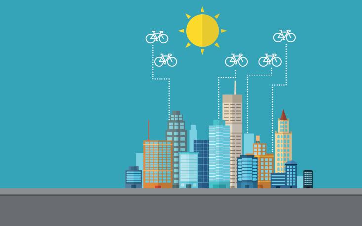 Planejar implantação de rede cicloviária é essencial para não prejudicar comércio
