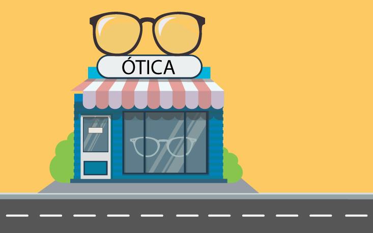 Para contornar queda no faturamento, óticas reforçam atendimento ao cliente e apostam em franquias