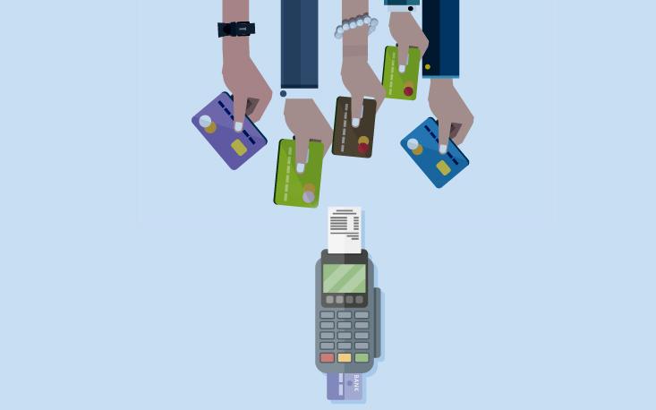 Compras pagas com cartão de débito estão mais atrativas para comércio e clientes