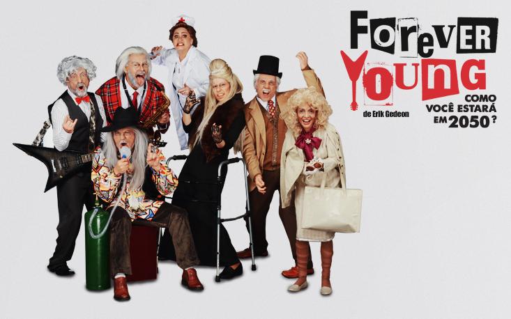 """Teatro Fecomercio recebe musical """"Forever Young"""" a partir de 19 de agosto"""