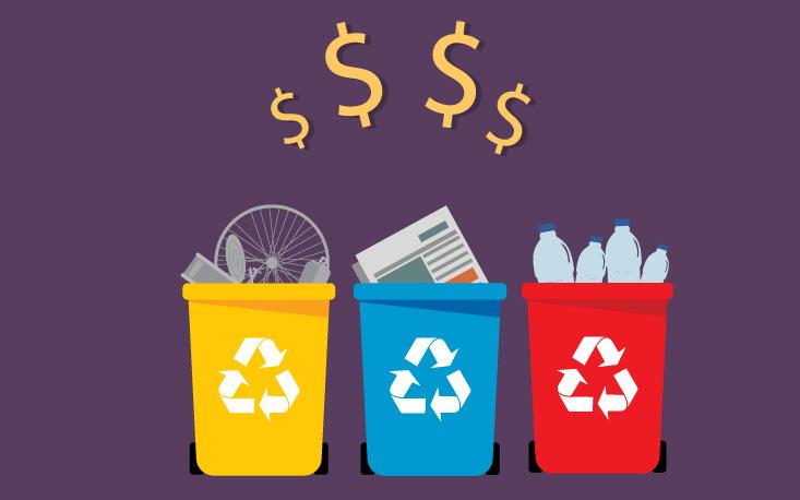 """Empresas fazem negócio com """"lixo"""" e apostam no crescimento"""