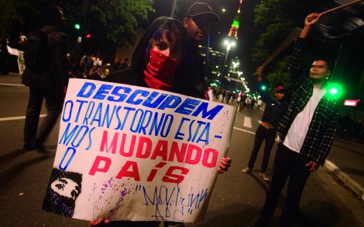 Jovens brasileiros assumem protagonismo político