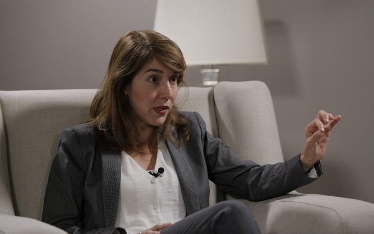 """""""Eleitores deveriam rejeitar qualquer tipo de corrupção"""", diz Nara Pavão"""