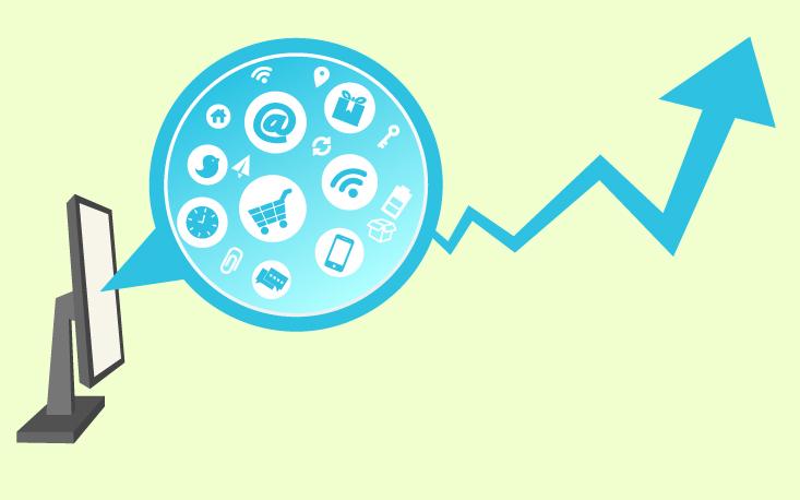 Faturamento real do comércio eletrônico paulista tem alta de 1,4% e atinge R$ 3,54 bilhões no segundo trimestre de 2016