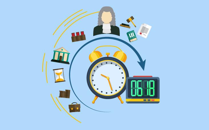 Projetos de lei em tramitação pedem adaptação nos prazos processuais trabalhistas