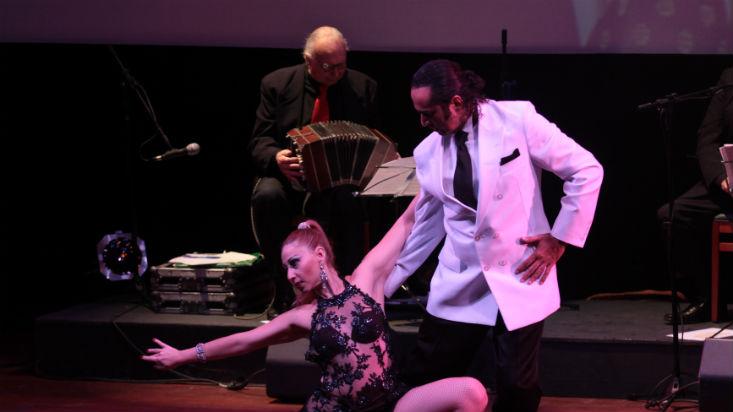 Uma Noite de Tango - O Musical
