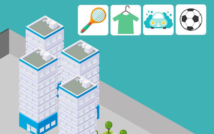 Empresas crescem até 35% ao mês com a prestação de serviços em condomínios