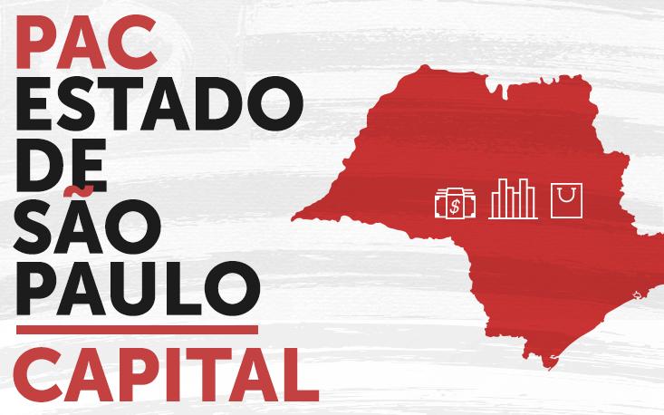 Varejo na capital paulista fatura mais do que todos os estados, exceto Minas Gerais