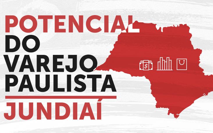 Faturamento anual do varejo da região de Jundiaí é superior ao de Alagoas e Sergipe juntos
