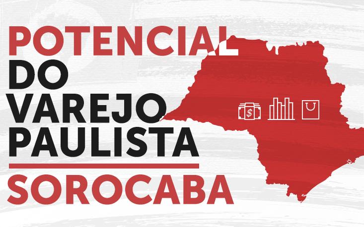Varejo de Sorocaba fatura nove vezes mais que a receita do setor em Roraima