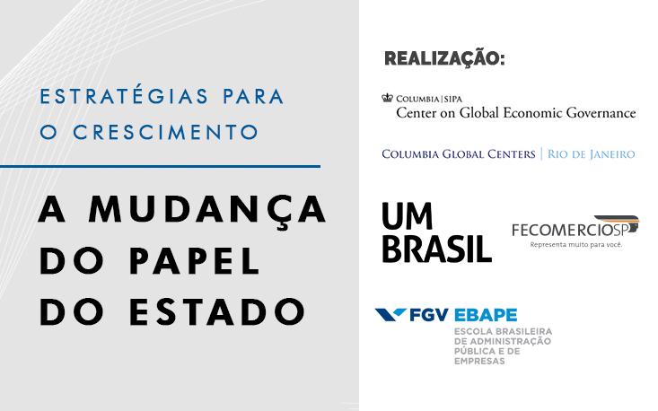 São Paulo e Rio de Janeiro recebem debates sobre o papel do Estado