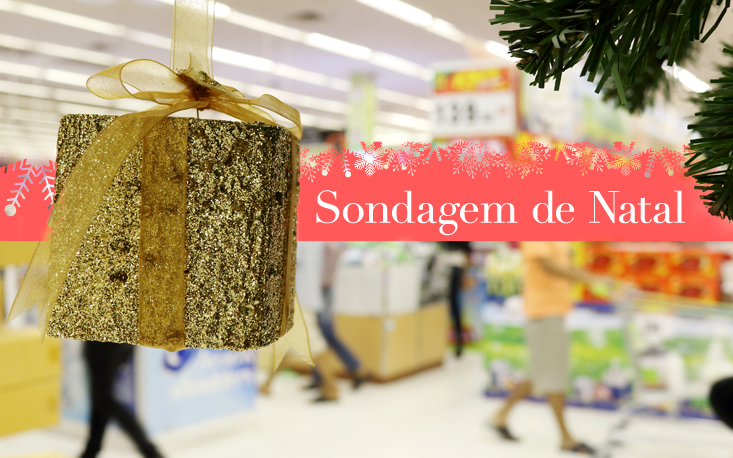 Paulistanos permanecem cautelosos mesmo nas compras para o Natal