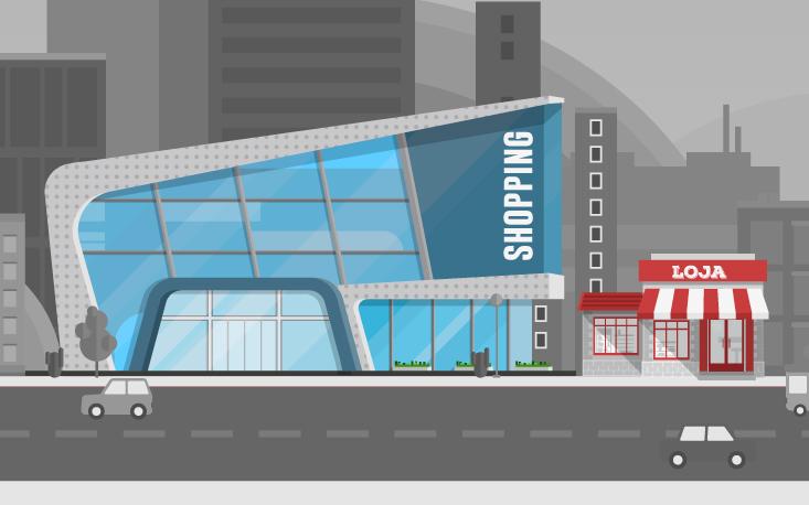 Plano de negócios ajuda empreendedor a escolher entre loja na rua ou no shopping