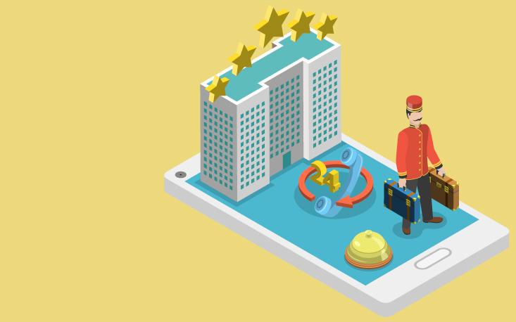 Viajante corporativo quer facilidades tecnológicas durante a hospedagem