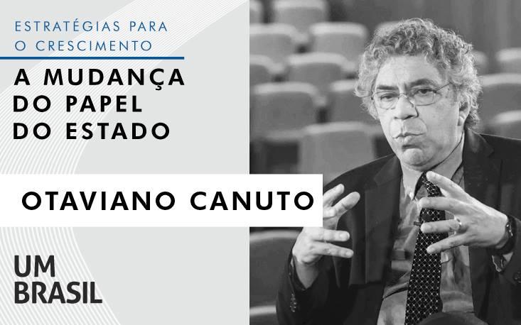 """""""Brasil é o país mais fechado no mundo no comércio"""", diz Otaviano Canuto"""