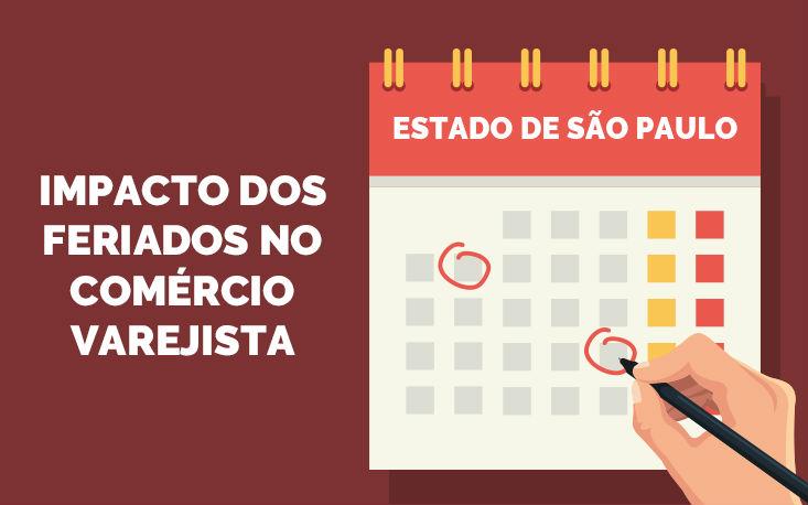 Varejo paulista deve perder R$ 3,8 bilhões em 2017 com feriados
