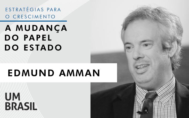 """""""Brasil deve retomar o caminho das reformas"""", diz Edmund Amann"""