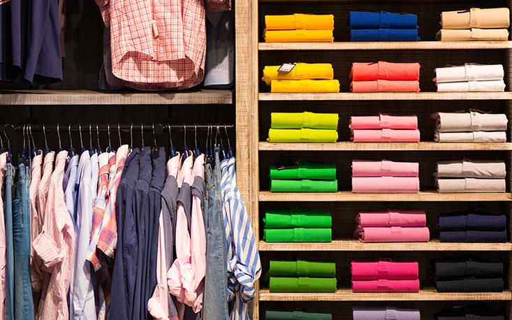 Índice de Estoques sobe em março, mas ainda há excesso de mercadorias nas lojas
