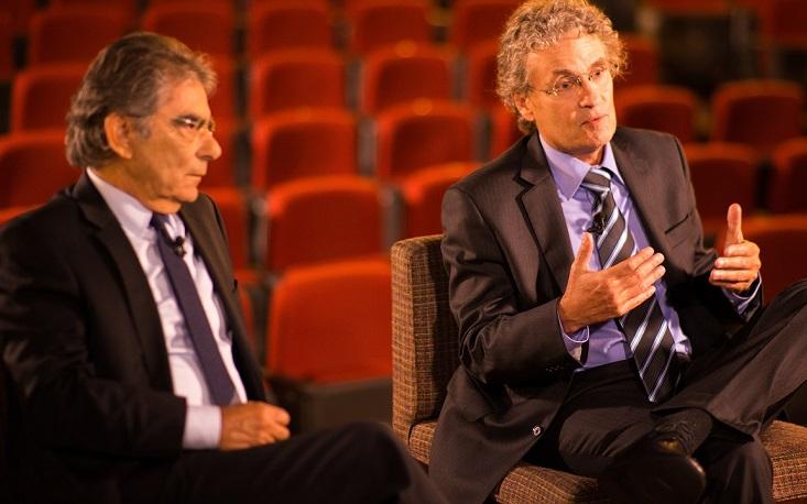 Ayres Britto e Armando Castelar debatem as decisões monocráticas do Judiciário