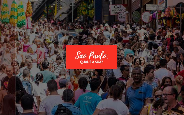 Vídeo exclusivo destaca o maior centro de comércio popular da América Latina: a Rua 25 de Março
