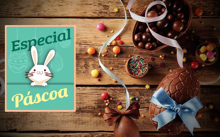 Comércio de doces espera alta nas vendas de chocolate