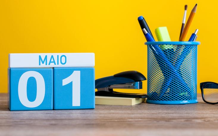 Pausa das atividades na FecomercioSP no feriado nacional do dia do trabalho